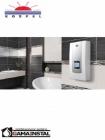 PPVE electronic easy touch, elektryczny podgrzewacz wody PPVE-18/21/24