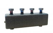 Afriso rozdzielacz KSV 125-2 70kW dla 2 obiegów ze sprzęgłem hydraulicznym 77314