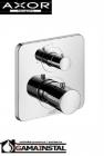 Hansgrohe Axor Citterio M bateria termostatyczna podtynkowa z zaworem odcinająco-przełączającym element zewnętrzny 34725000