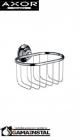 Hansgrohe Axor Montreux koszyczek na mydło nikiel szczotk. 42065820