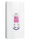 Siemens Electronic exclusiv - mit aquaStop przepływowy ogrzewacz wody 21/24 kW  DE2124628