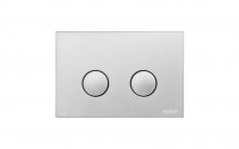 Valsir P4 przycisk spłukujący do WC chrom mat VS869337