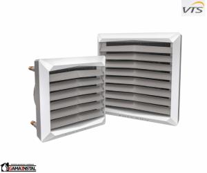 VTS Volcano Nagrzewnica VR2 8-50 kW EC + konsola 1-4-0101-0443