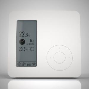 Euroster 4040 regulator temperatur , przewodowy, tygodniowy  E4040