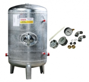 Wimest zbiornik 300 litrów hydroforowy