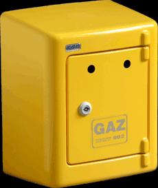 Skrzynka na zawór gazowy KEN System G-023