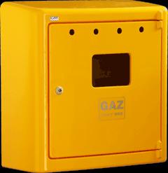 Obudowa zewnętrzna na licznik gazowy KEN System G-66
