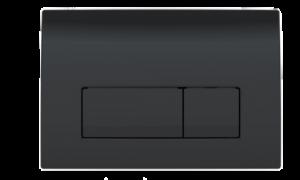 Delta 51 przycisk czarny połysk