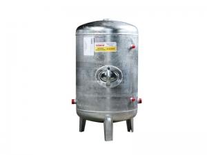 Wimest zbiornik hydroforowy ocynkowany 200L pionowy + osprzęt