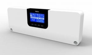 Tech L-9R przewodowo-bezprzewodowy sterownik zaworów termostatycznych