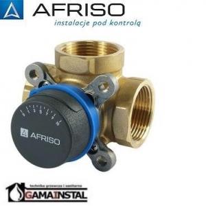 Afriso zawór mieszający 3-drogowy obrotowy ARV 382, DN40 (6/4cal), 190  GW, Kvs 6,3 13386