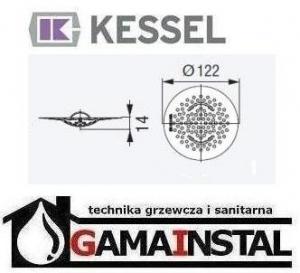 Kessel sitko na zanieczyszczenia System 125 48700