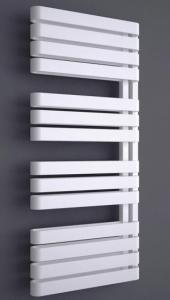Terma Warp S 1110x600 grzejnik łazienkowy biały