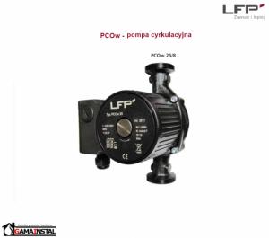 LFP LESZNO Pompa Cyrkulacyjna do Wody Pitnej PCOw 25/80
