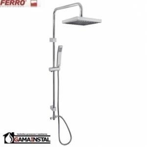 Ferro Zestaw natryskowy z deszczownią SET060/2.0
