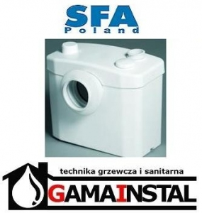 Sanitop pompa do wc