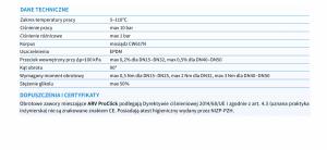 Afriso 3-drogowy zawór mieszający ARV 384 DN25 Rp1 Kvs 10 1338410