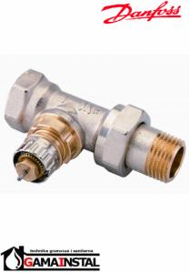 Danfoss zawór termostatyczny prosty 1/2 RA-N 013G3904