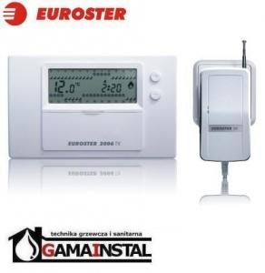 EUROSTER 2006TXRX STEROWNIK REGULATOR BEZPRZEWODOWY