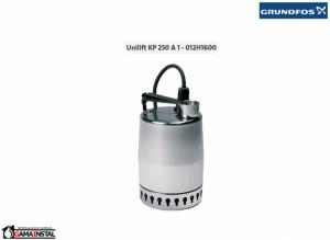 Grundfos Unilift KP 250 012H1600 pompa zatapialna