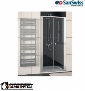 Sanswiss ECO-LINE drzwi dwuczęściowe 100cm ECP210000107