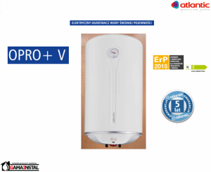 ATLANTIC Opro+ V 100L Elektryczny Ogrzewacz Wody