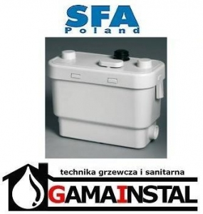 Sanivieta pompa SFA