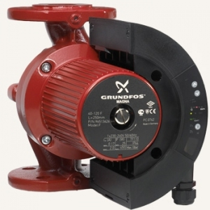 Grundfos elektroniczna pompa obiegowa do C.O. MAGNA 25-40
