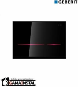 Elektroniczny zestaw spłukujący WC Geberit Sigma80 116.090.SG.1