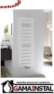 Zehnder Metropolitan grzejnik łazienkowy biały 1225x500 MET 120-050