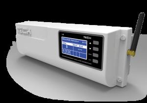 Tech L-8e bezprzewodowy sterownik siłowników termostatycznych
