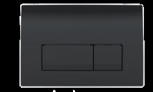 Geberit Delta 51 czarny przycisk spłukujący 115.105.DW.1
