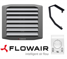 FlowAir LEO L1 nagrzewnica wodna + regulator + konsola 51957