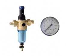 SYR Ratio Star DFR mechaniczny filtr do wody pitnej z reduktorem 3/4