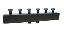 Afriso rozdzielacz KSV 125-3 70kW dla 3 obiegów pompowych 77311