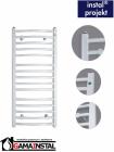 Instal Projekt grzejnik łazienkowy AMBRA R 500X1394 AMBR-50/140