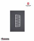 Terma Zig Zag 835x500 grzejnik łazienkowy WGZIG083050K916Z8 biały